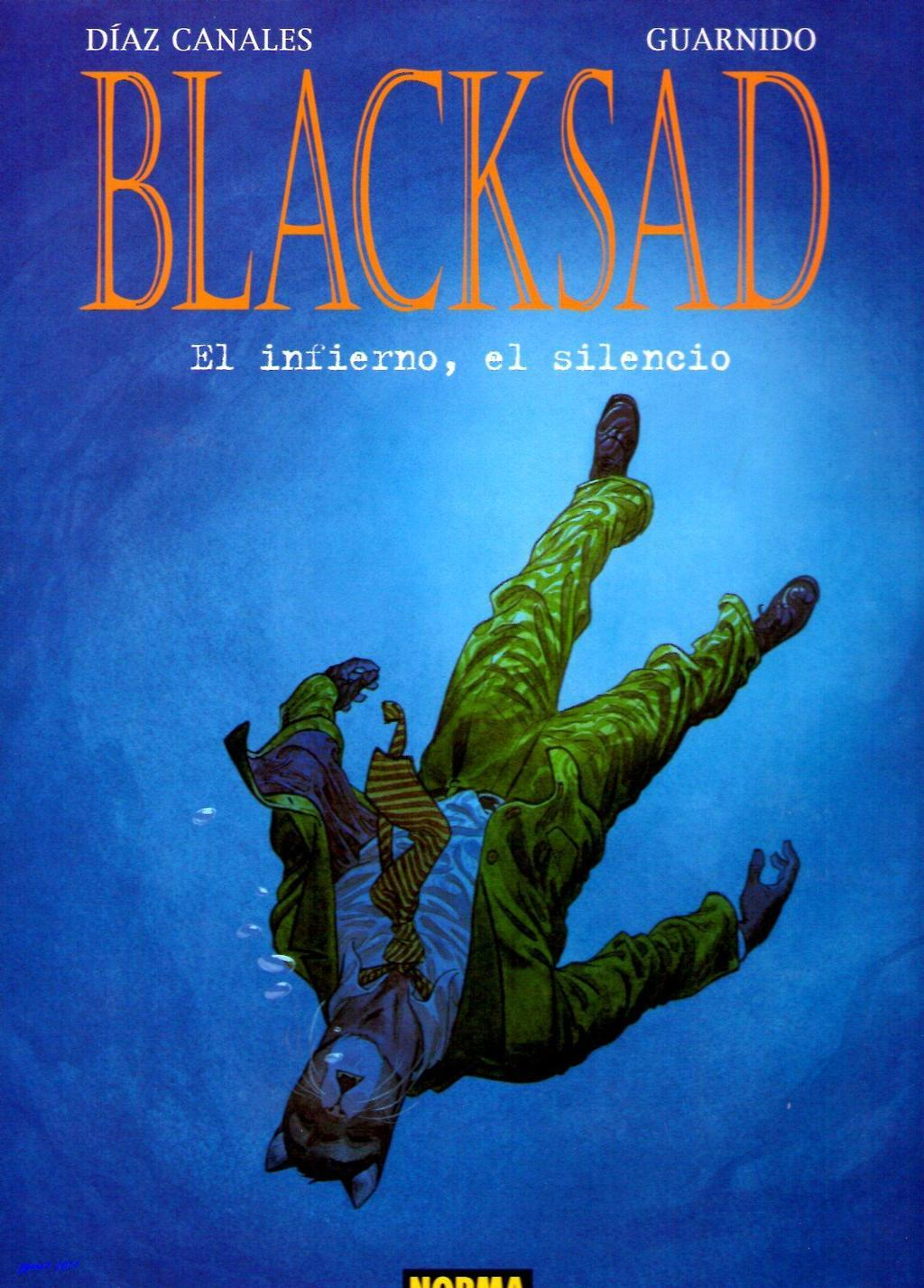 Blacksad 1-Be There Before