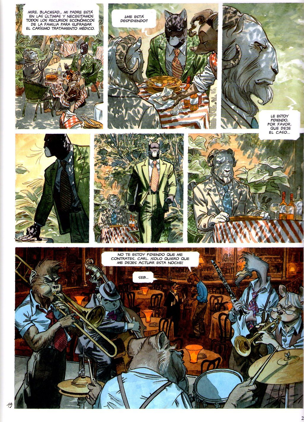 Blacksad 3-Be There Before