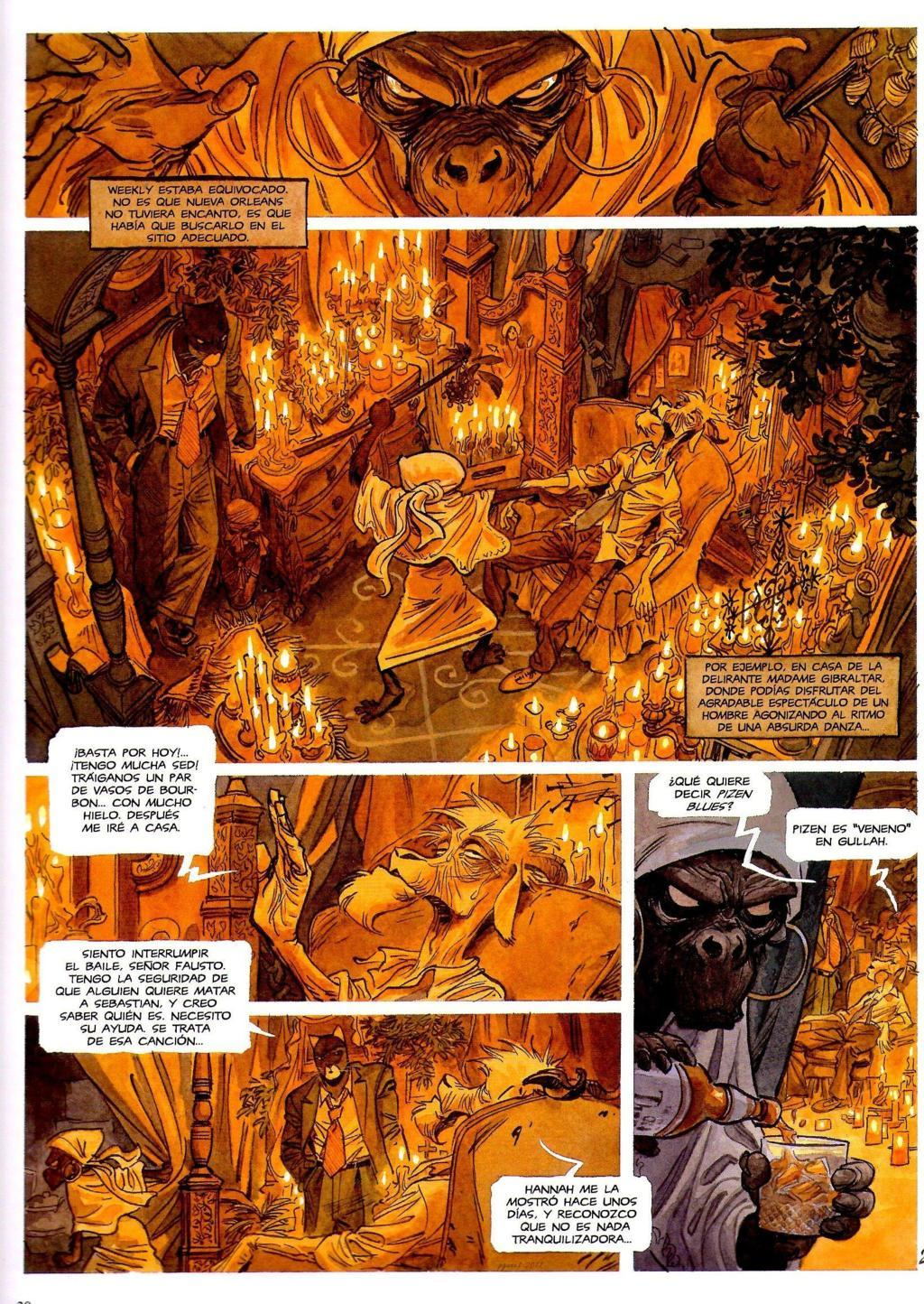 Blacksad 5-Be There Before
