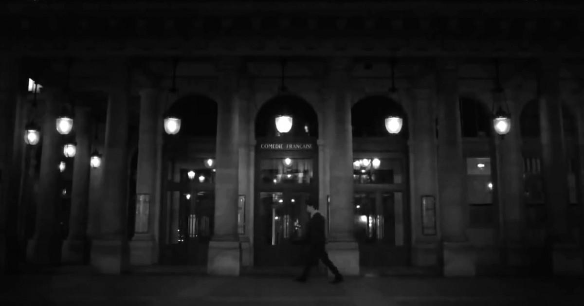 París y un paseo nocturno