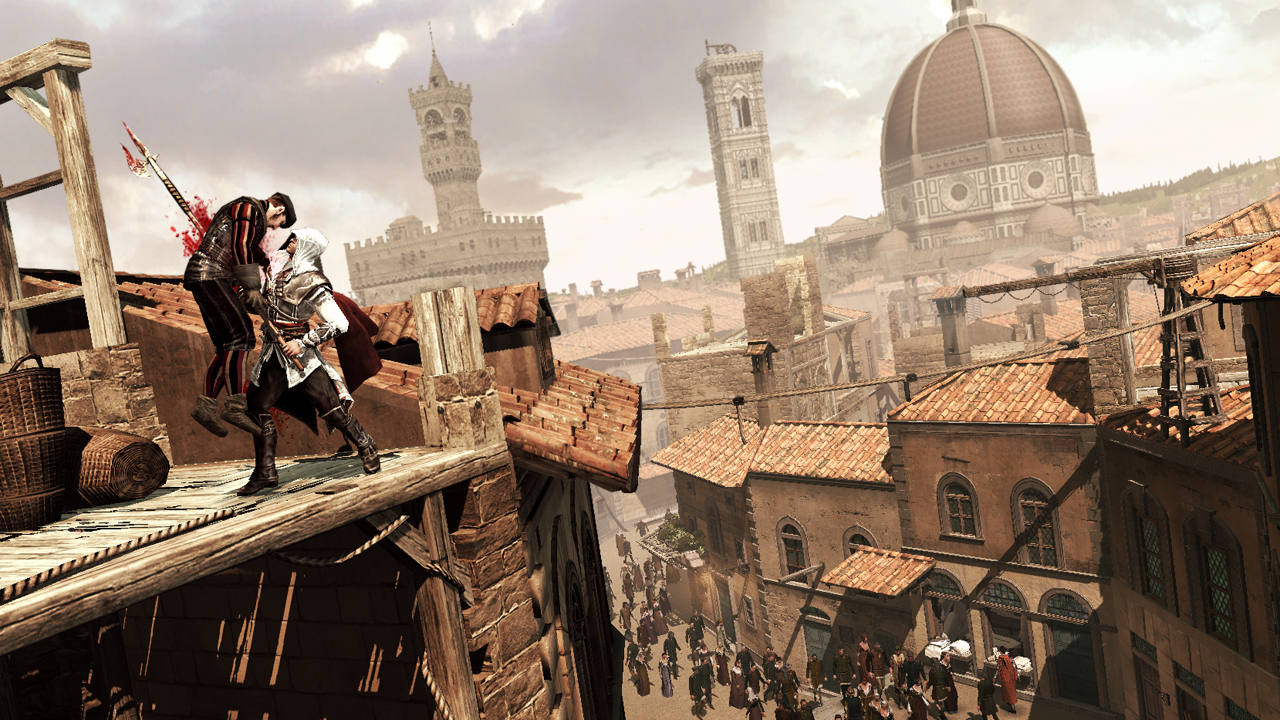 assassins creed 2-3