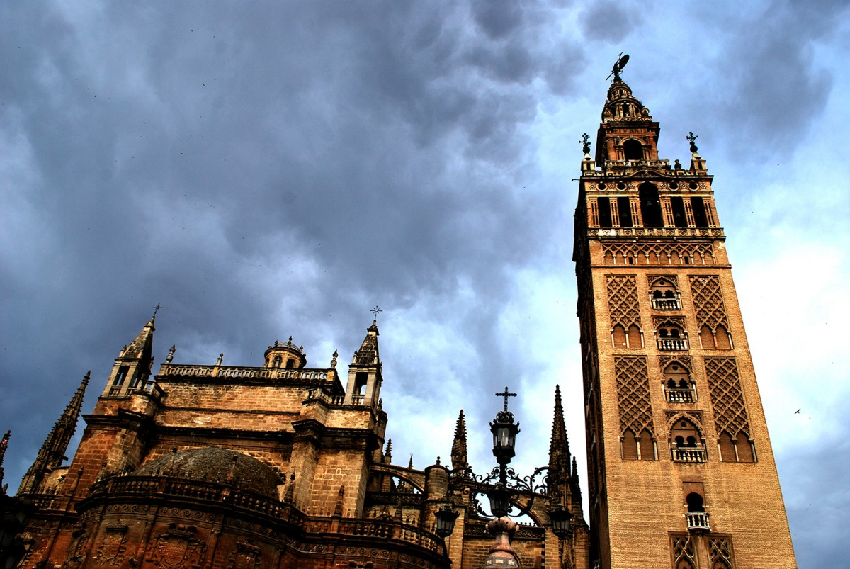 Be There Before - Visita a las Cubiertas Catedral de Sevilla 1