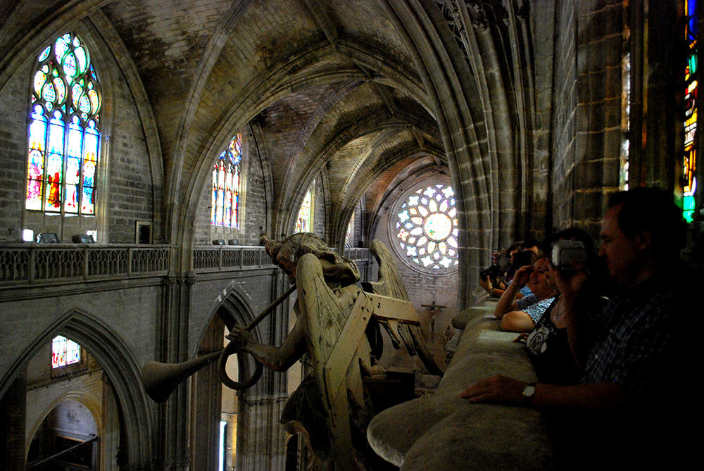 Be There Before - Visita a las Cubiertas Catedral de Sevilla 4