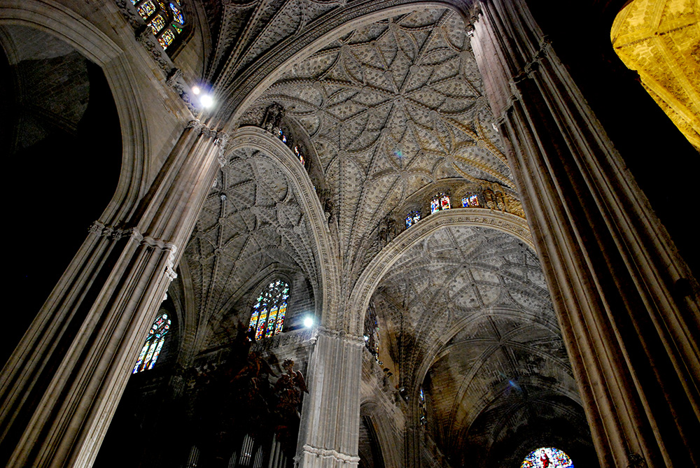 Be There Before - Visita a las Cubiertas Catedral de Sevilla 9