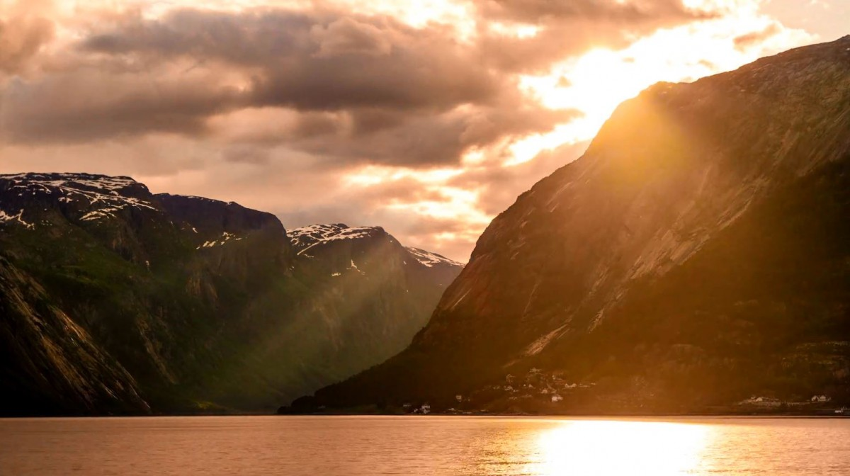 A Time Lapse Adventure Noruega - Be There Before