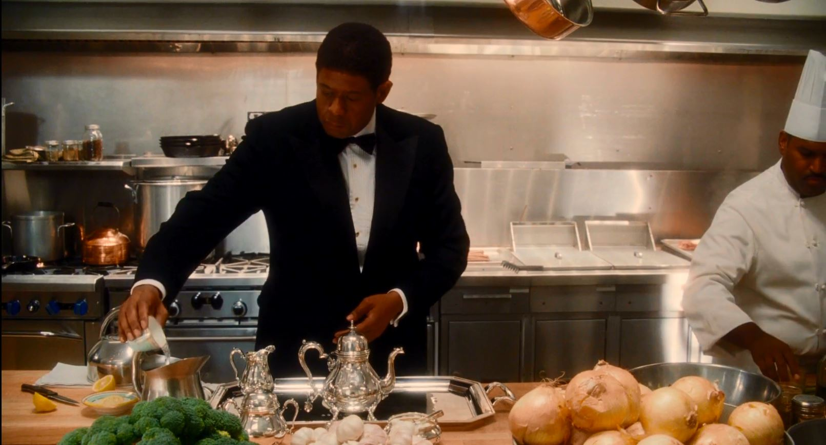 The Butler Casa Blanca 2 - Be There Before