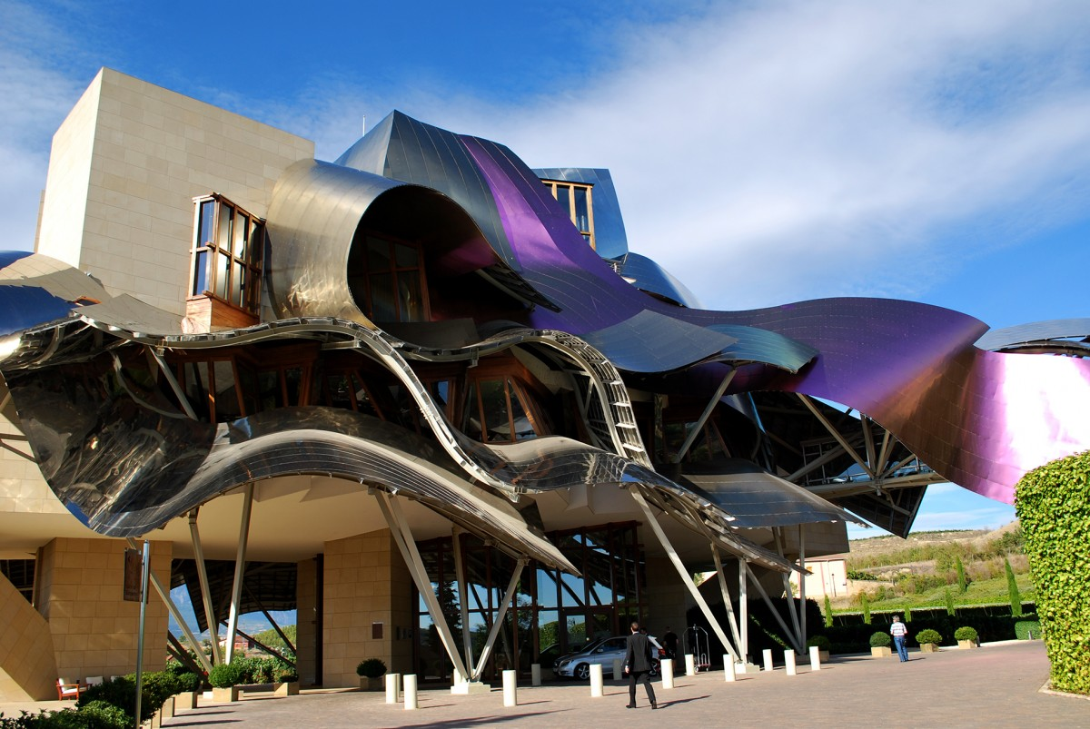 Marques de Riscal La Guardia 1 - Be There Before