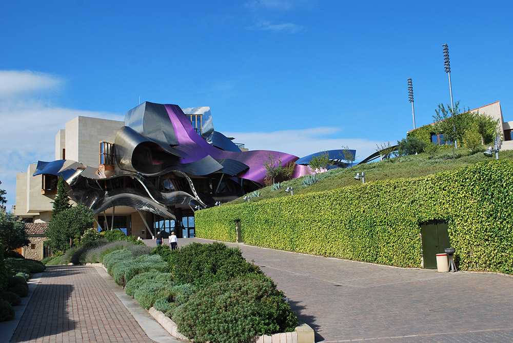 Marques de Riscal La Guardia 2 - Be There Before