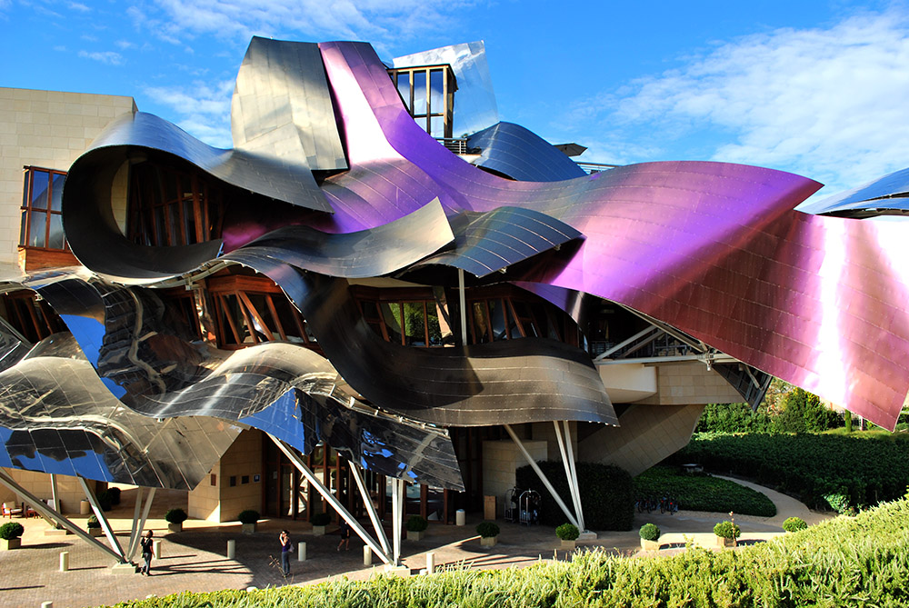 Marques de Riscal La Guardia 5 - Be There Before