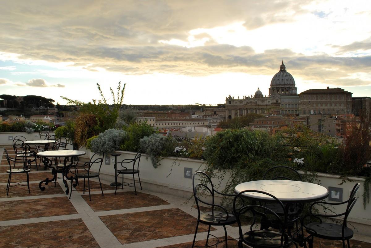Las 4 Terrazas Con Las Mejores Vistas De Roma Be There Before
