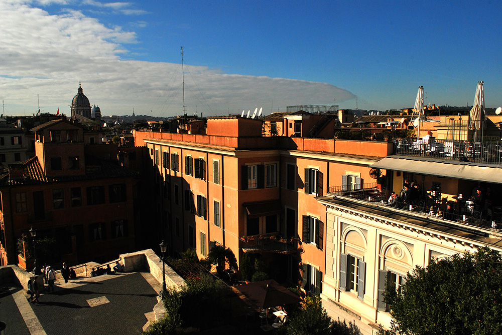 Terrazas en Roma con Vistas 04 - Be There Before