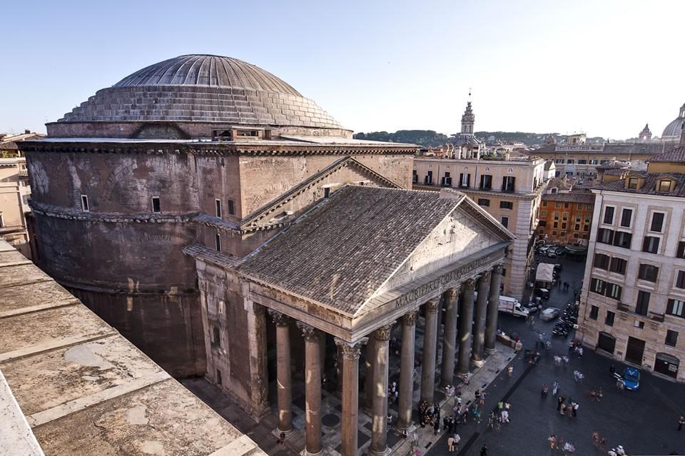 Terrazas en Roma con Vistas 12 - Be There Before
