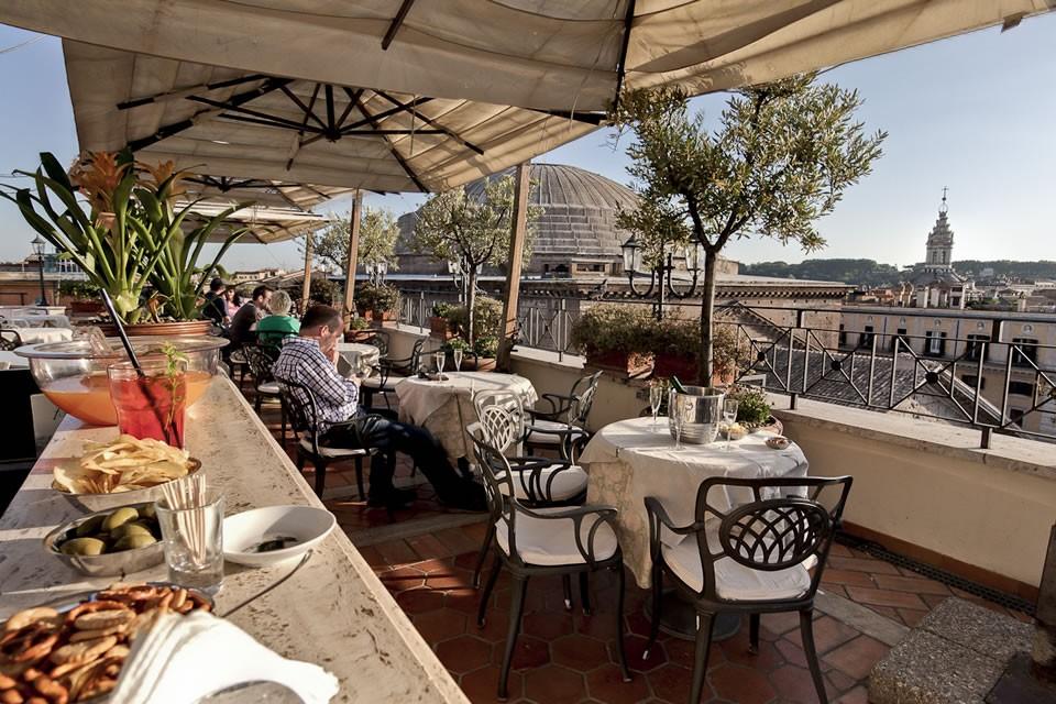 Terrazas en Roma con Vistas 13 - Be There Before