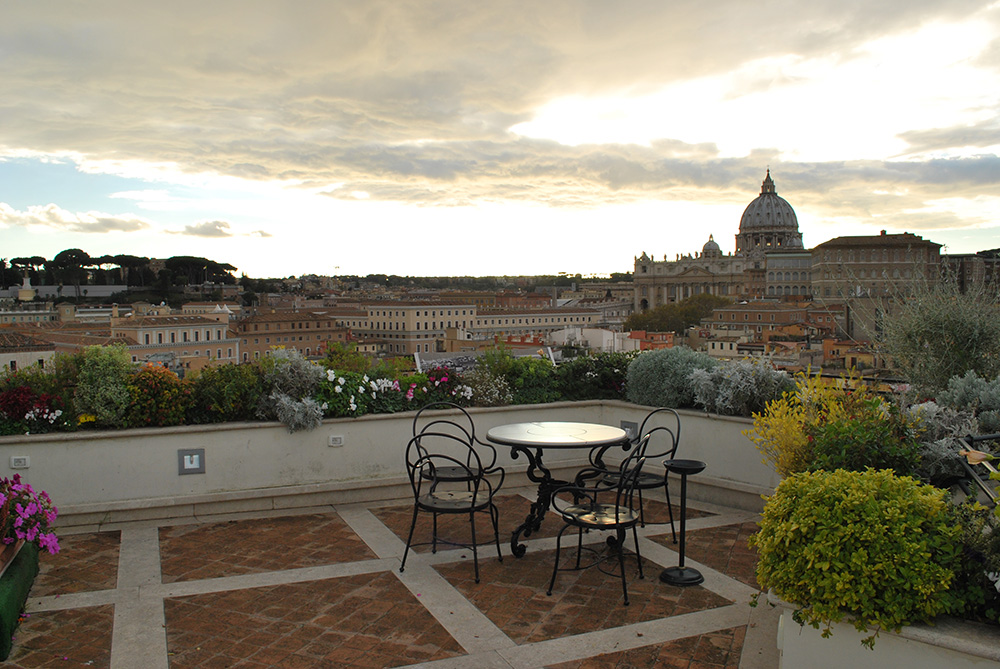 Terrazas en Roma con Vistas 15 - Be There Before