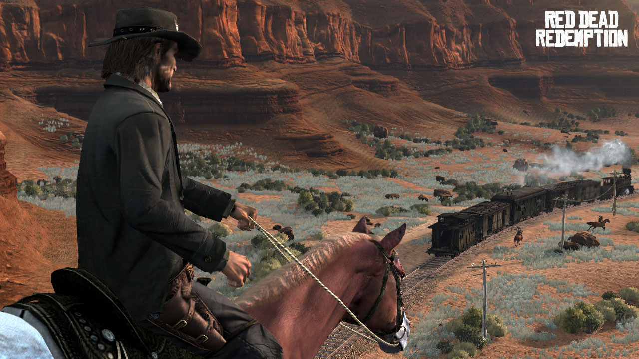 Red Dead Redemption 10 - Be There Before
