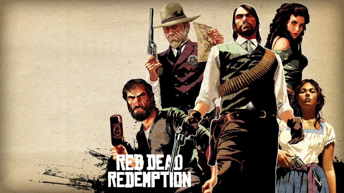 Red Dead Redemption - Be There Before