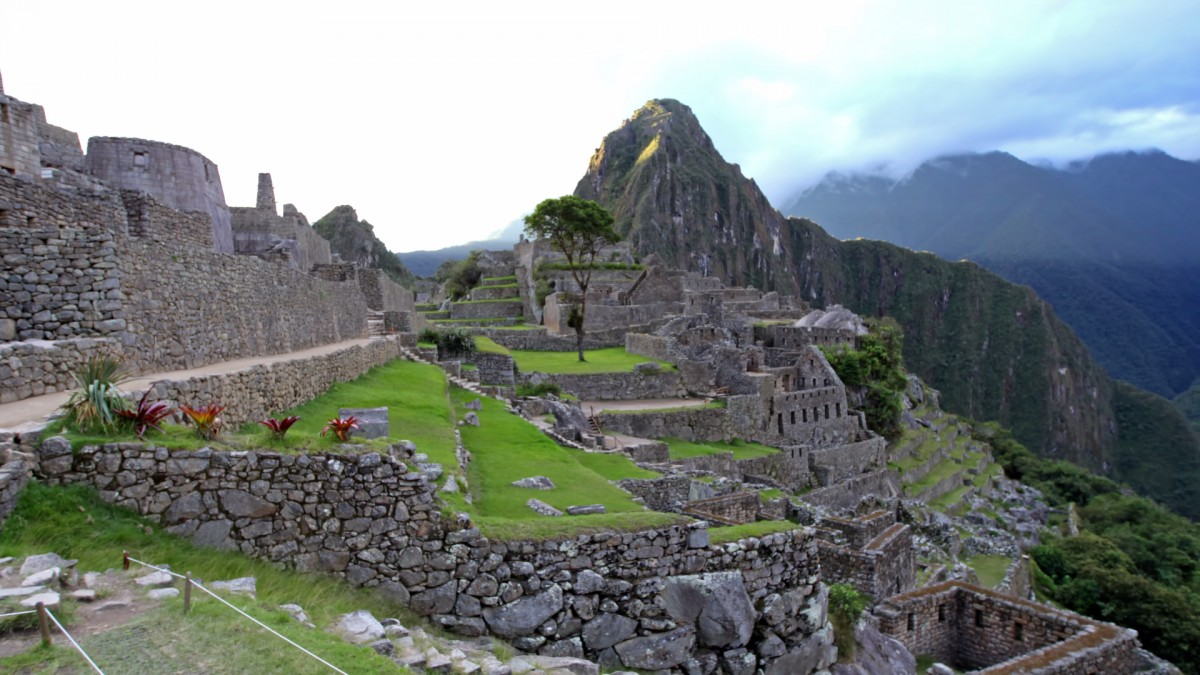 Macchu Pichu - Be There Before