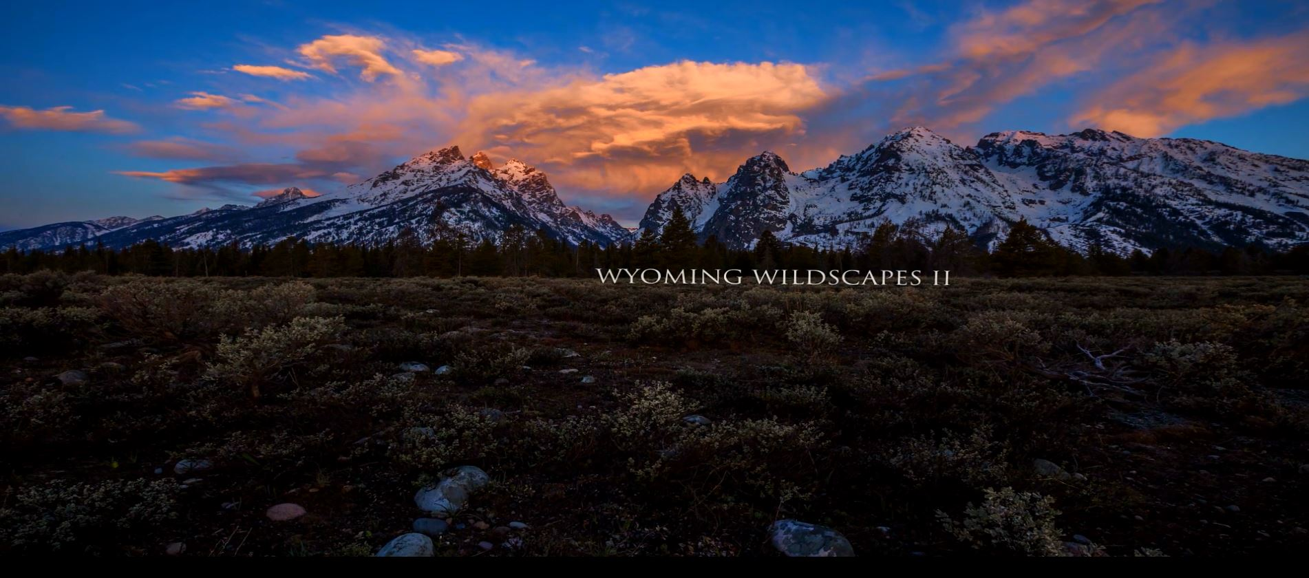 Wyoming Wildscapes a storm is coming 1 - Be There Before