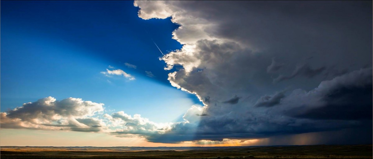 Wyoming Wildscapes a storm is coming 7 - Be There Before