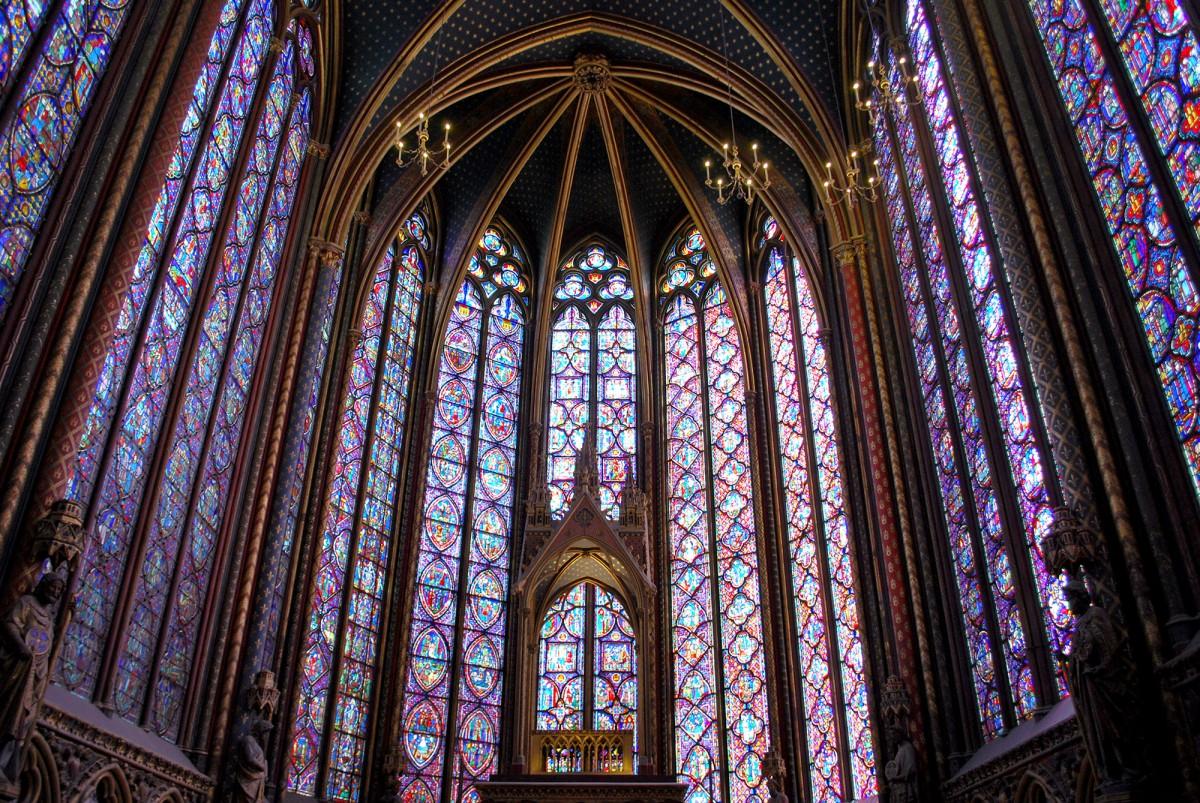 Sainte Chapelle de Paris 00