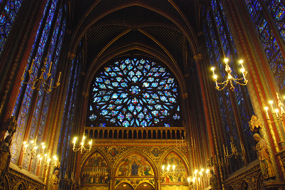 Sainte Chapelle de Paris 04