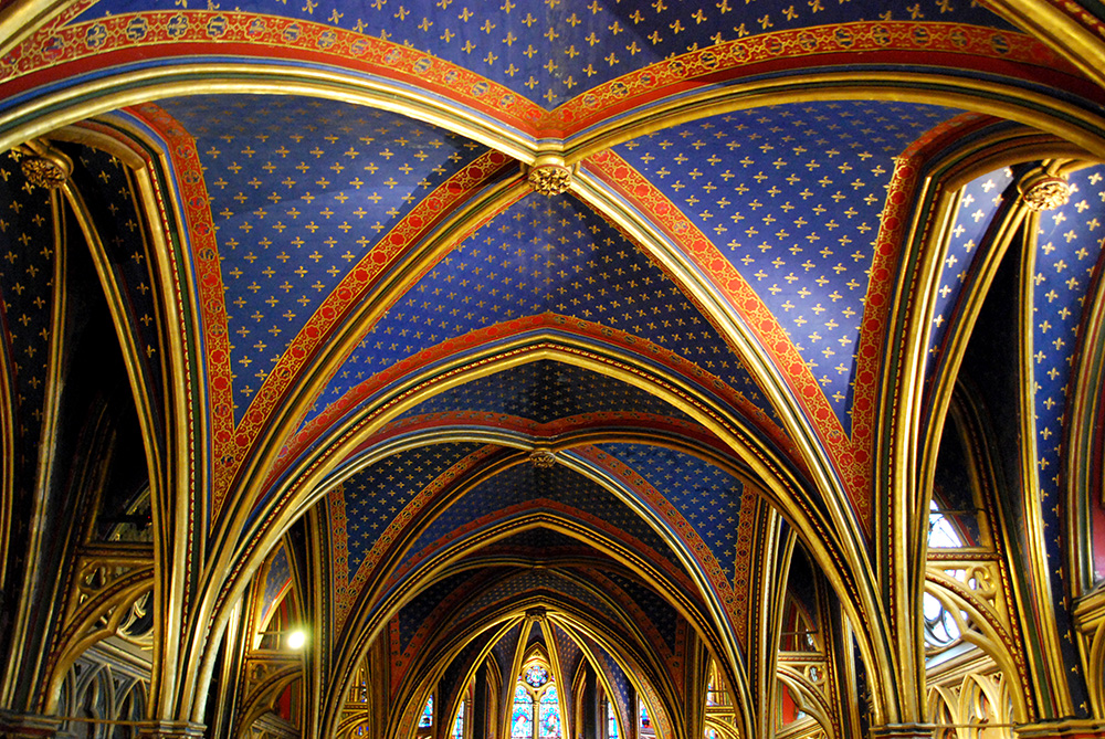 Sainte Chapelle de Paris 16