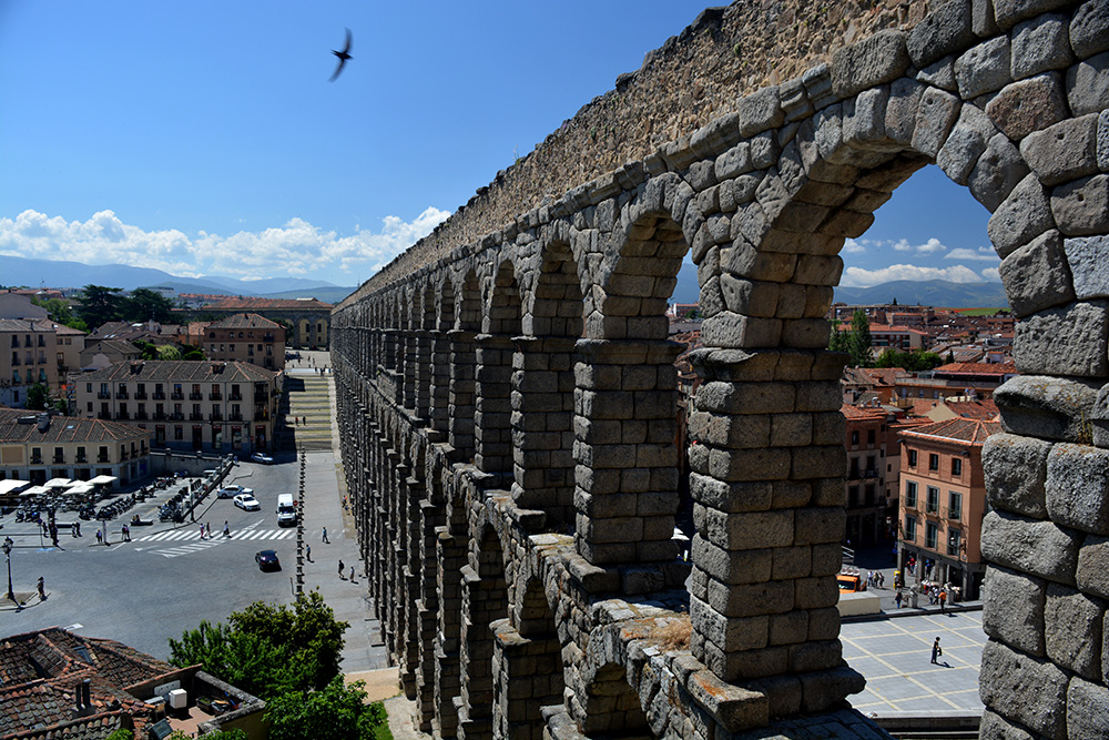 Un paseo alternativo por Segovia - Be There Before 02