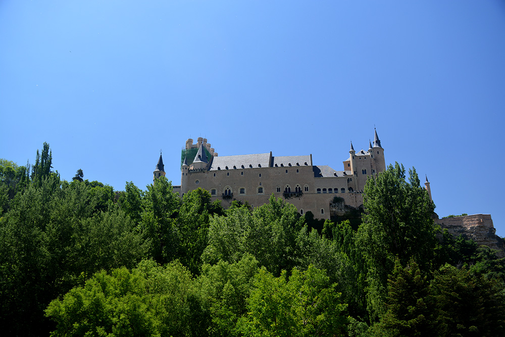 Un paseo alternativo por Segovia - Be There Before 07