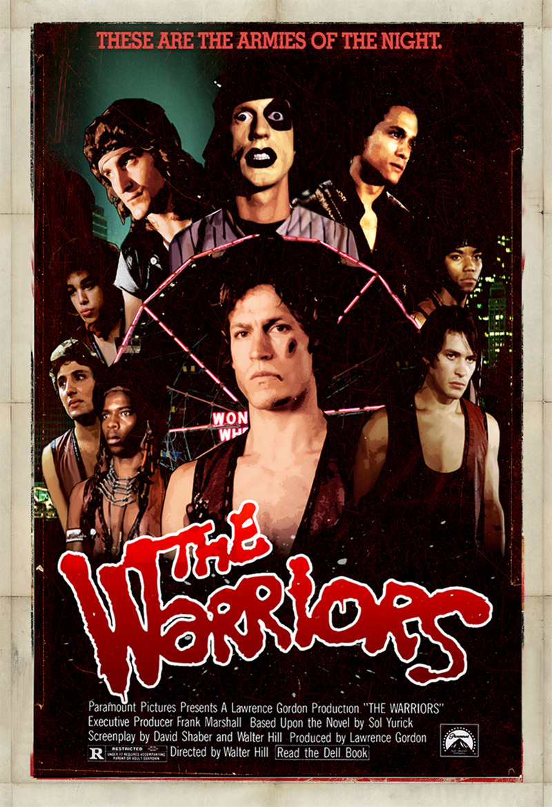 The_Warriors Poster 011