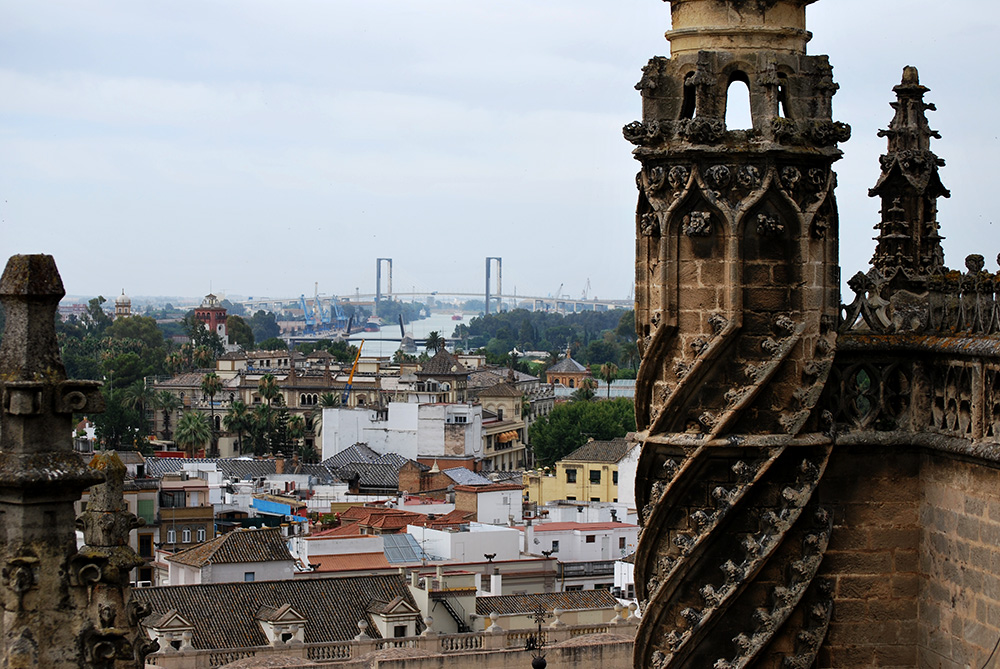 Be There Before - Visita a las Cubiertas Catedral de Sevilla 6