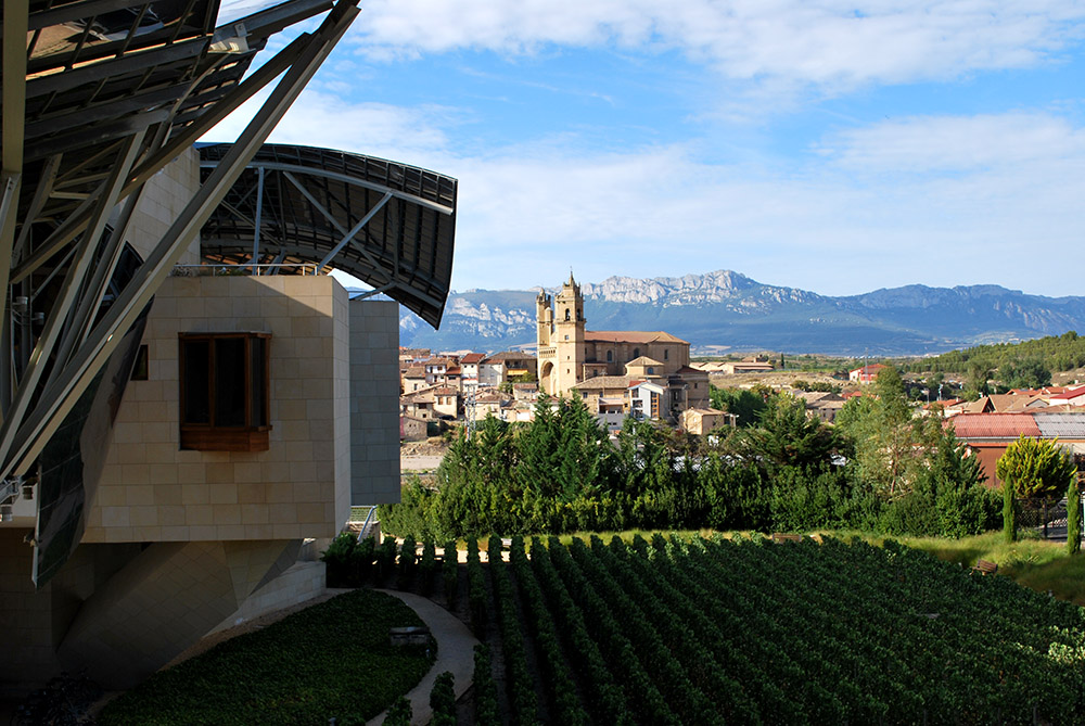 Marques de Riscal La Guardia 4 - Be There Before
