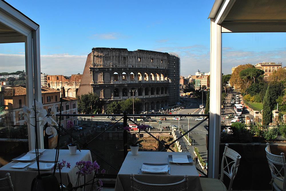 Terrazas en Roma con Vistas 02 - Be There Before