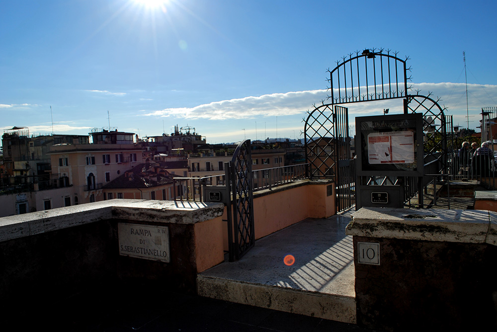 Terrazas en Roma con Vistas 10 - Be There Before