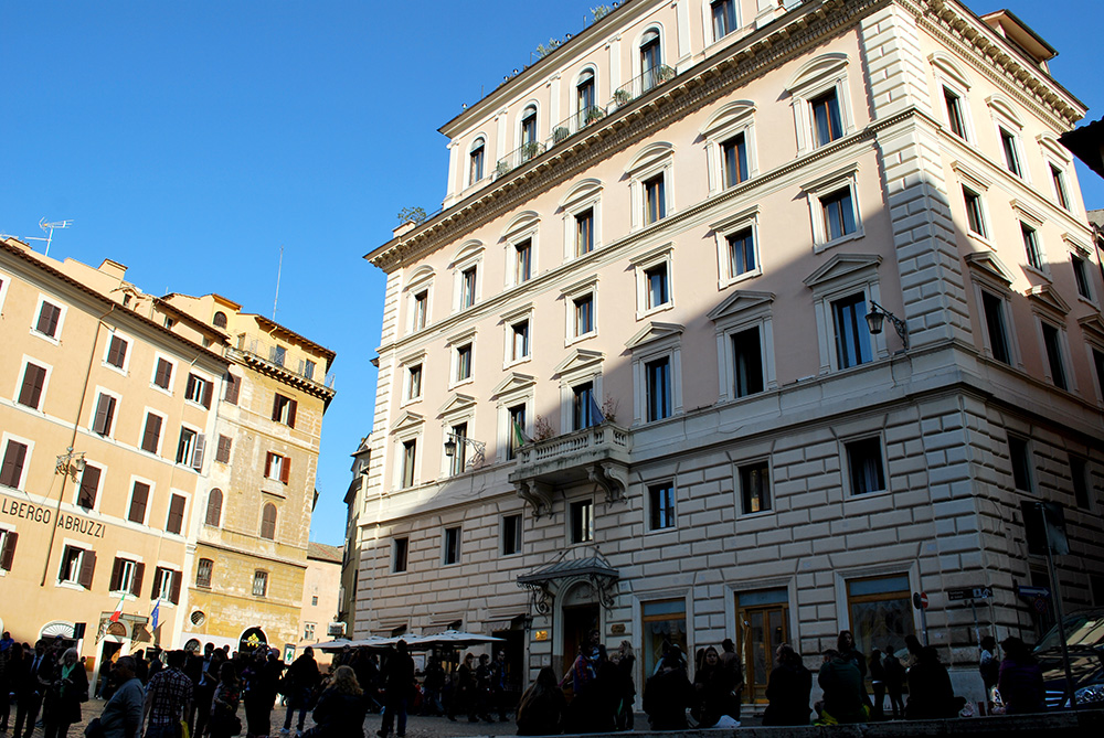 Terrazas en Roma con Vistas 14 - Be There Before
