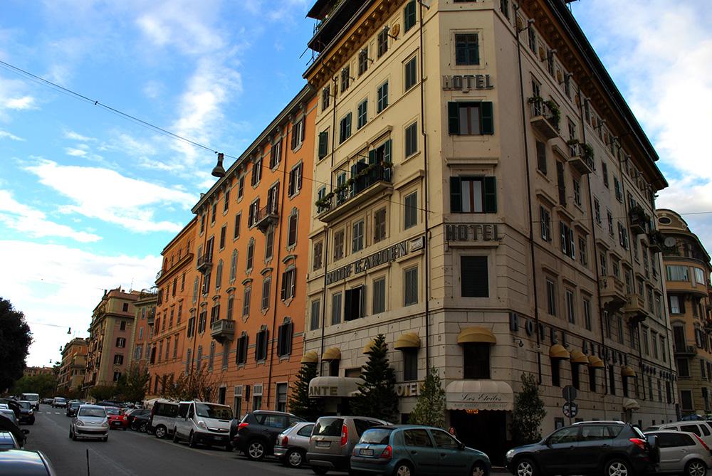 Terrazas en Roma con Vistas 16 - Be There Before