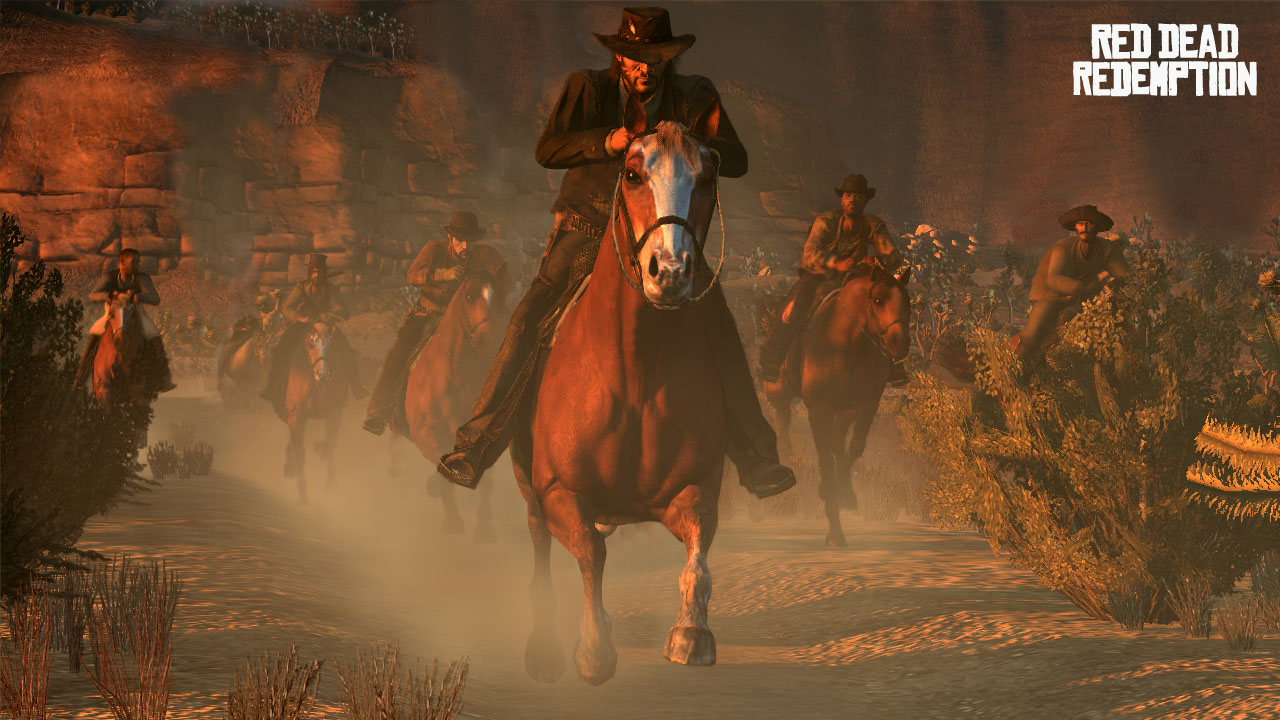 Red Dead Redemption 11 - Be There Before