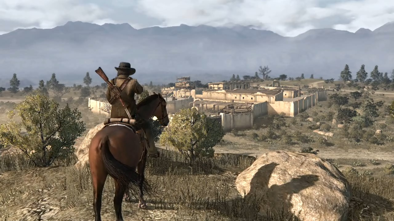 Red Dead Redemption 2 - Be There Before