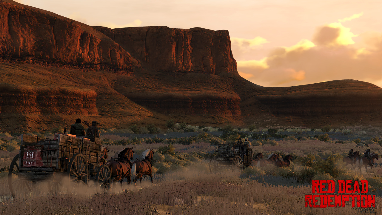 Red Dead Redemption 7 - Be There Before