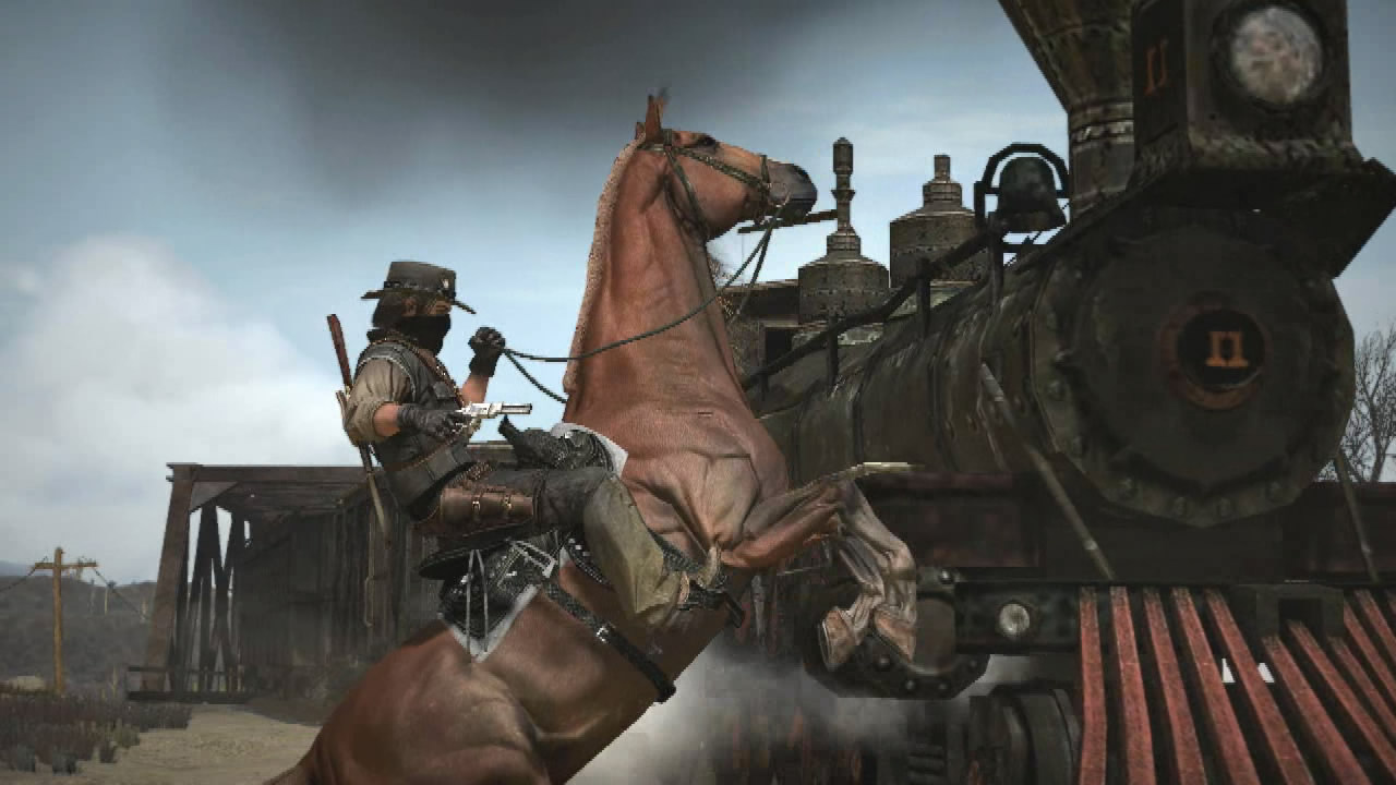 Red Dead Redemption 9 - Be There Before