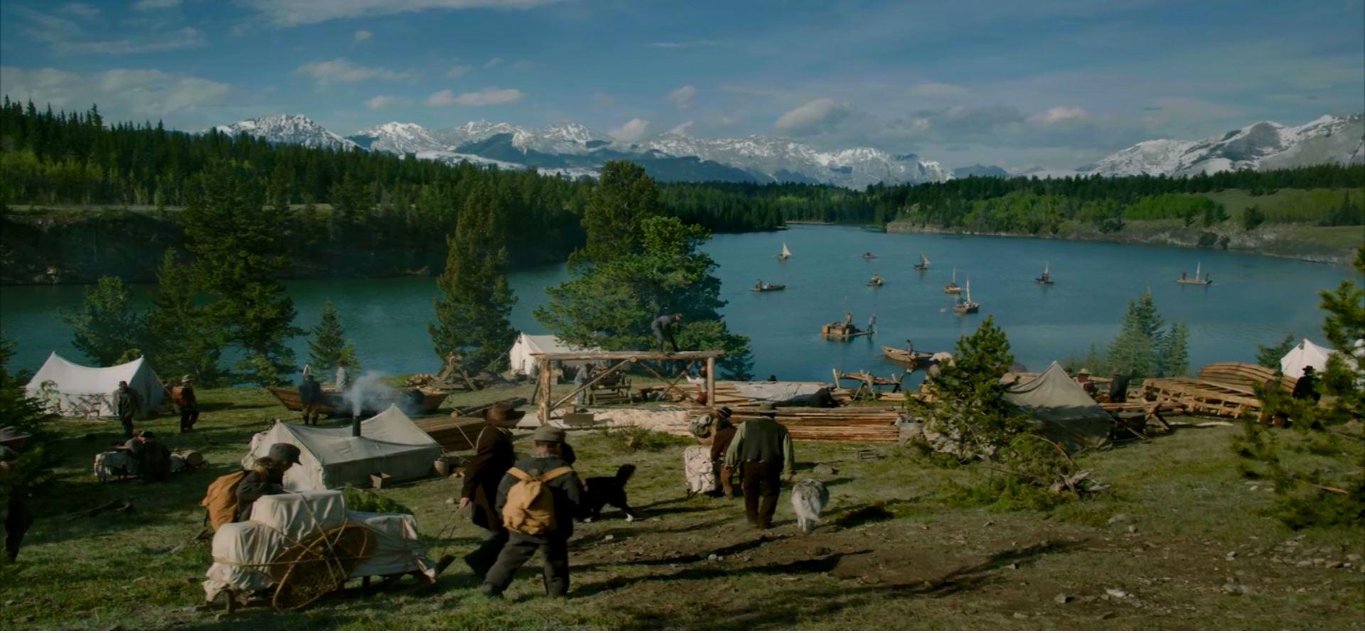 Klondike Fiebre del Oro Canada Alaska 03 - Be There Before