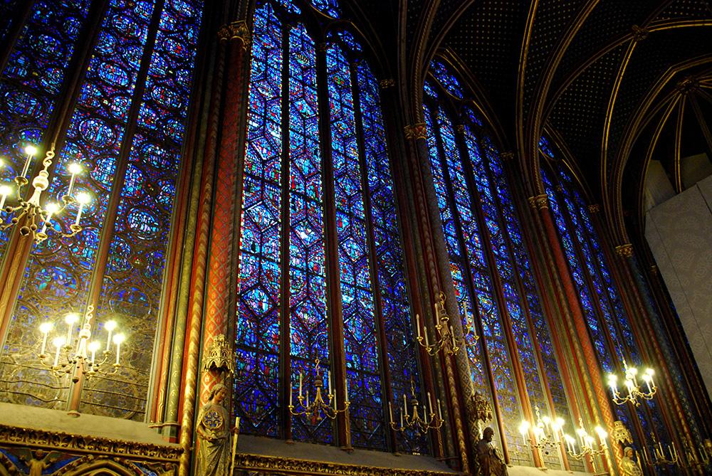 Sainte Chapelle de Paris 05