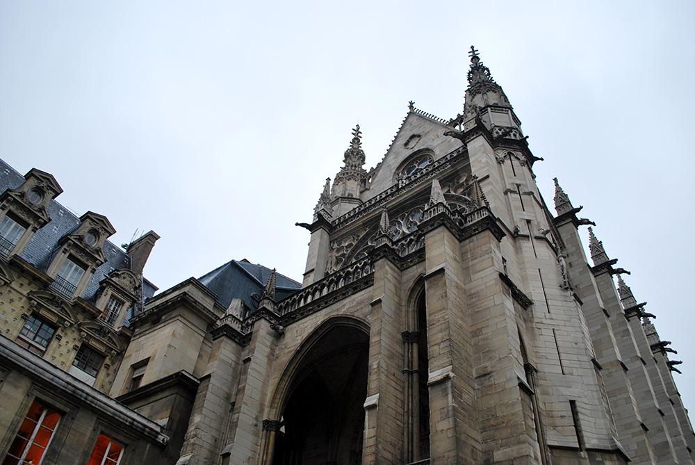 Sainte Chapelle de Paris 06