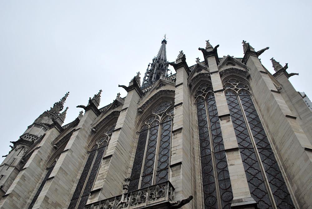 Sainte Chapelle de Paris 07