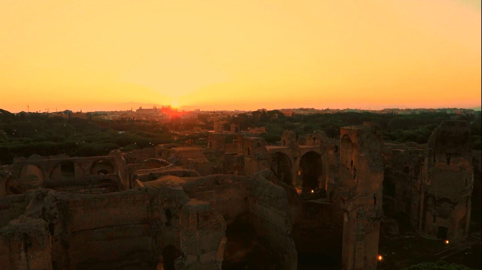 Un baile por Roma 1 - Be There Before