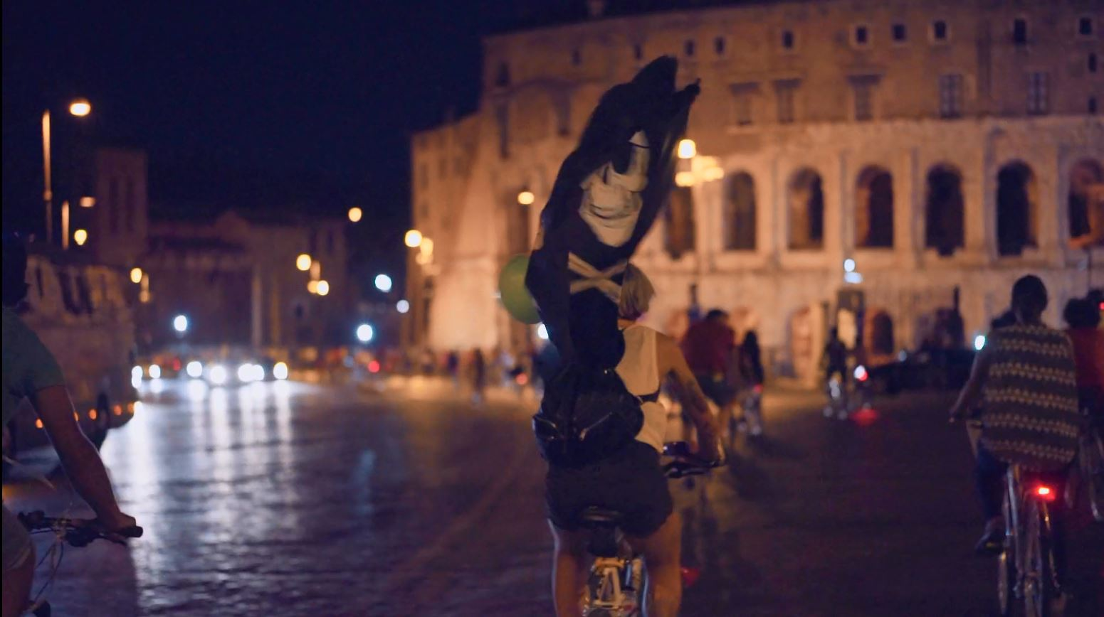 Un baile por Roma 14 - Be There Before