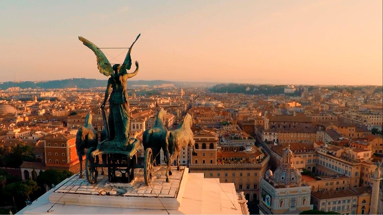 Un baile por Roma 2 - Be There Before
