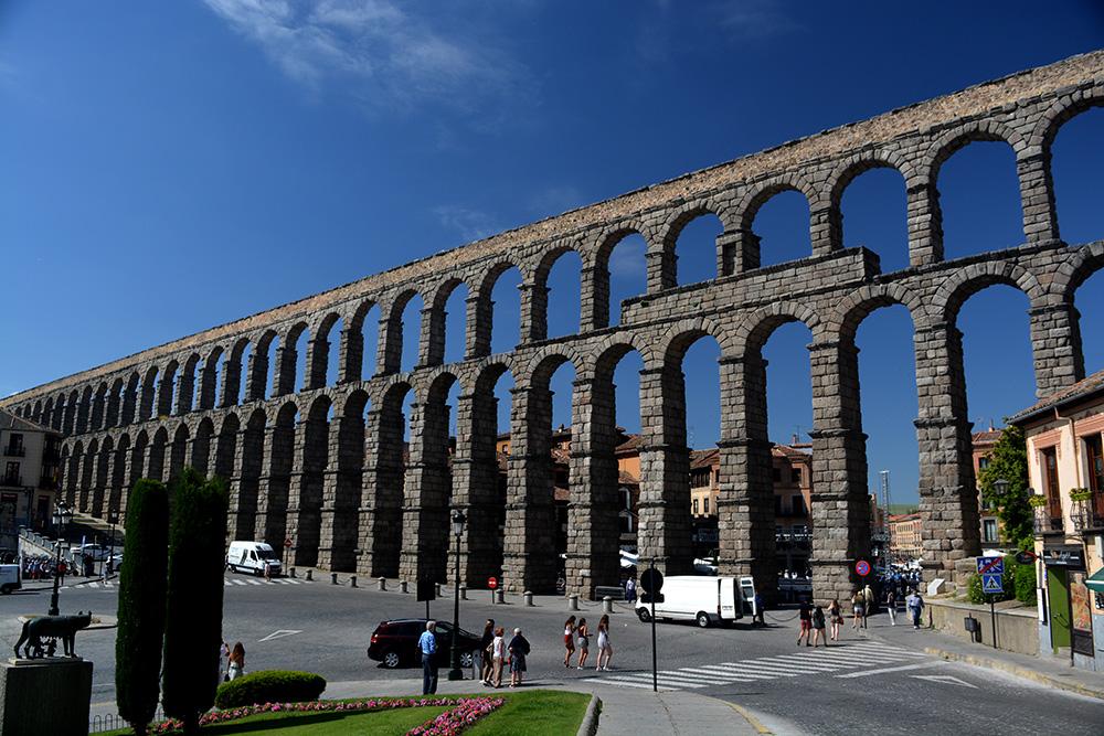 Un paseo alternativo por Segovia - Be There Before 01