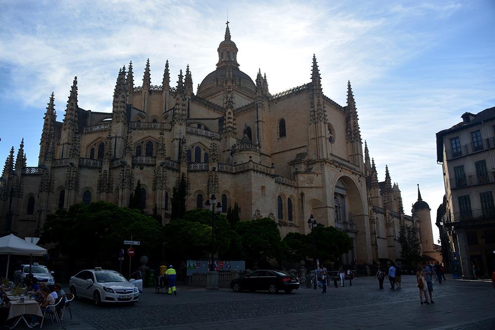 Un paseo alternativo por Segovia - Be There Before 42